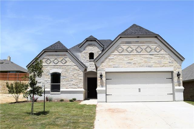 1621 Town Creek Circle, Weatherford in Parker County, TX 76086 Home for Sale