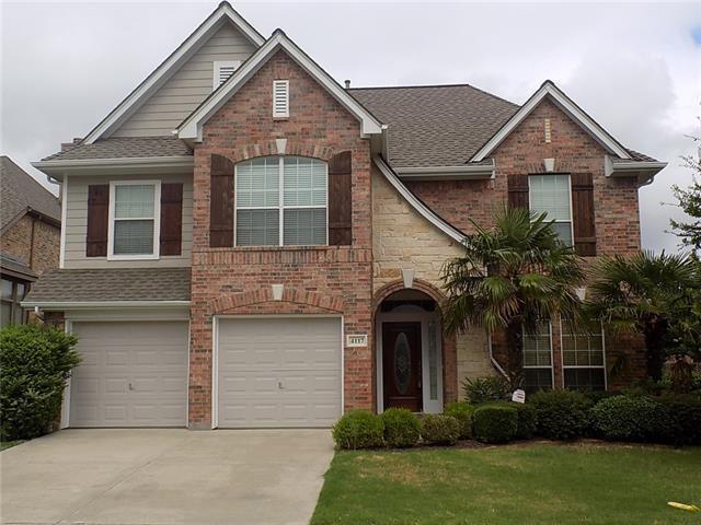 4117 Silverwood Lane Bedford, TX 76021