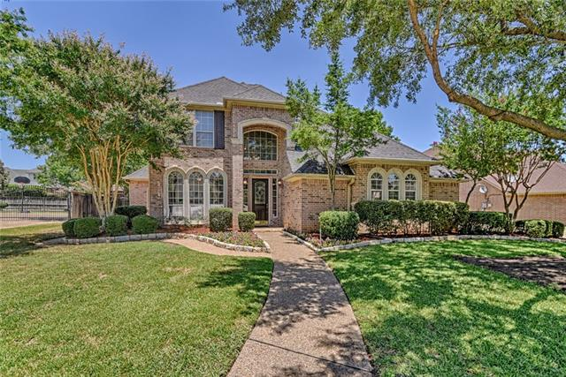 2 Katie Court, Mansfield in Tarrant County, TX 76063 Home for Sale