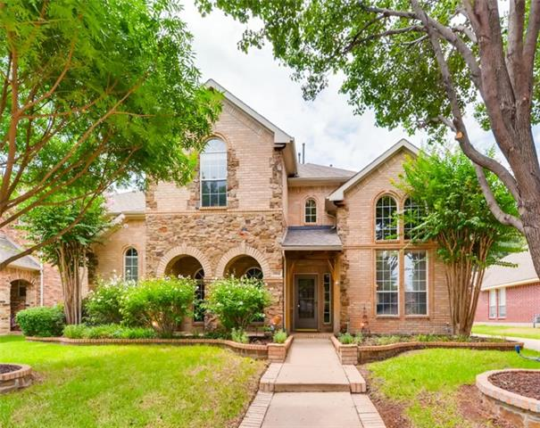 1802 Windsong Circle, Keller, Texas