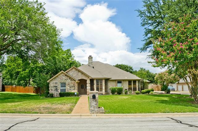 Keller Homes for Sale -  Single Story,  1503 Rosewood Drive