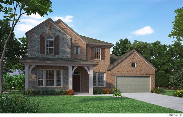 2907 Newsom Ridge Drive, Mansfield in Johnson County, TX 76063 Home for Sale