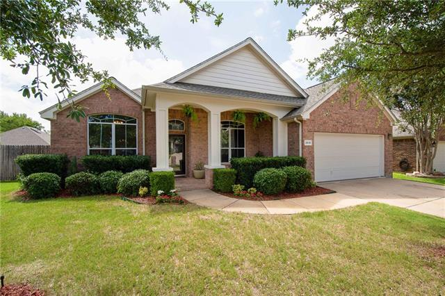 2618 Hardwood Trail, Mansfield in Tarrant County, TX 76063 Home for Sale