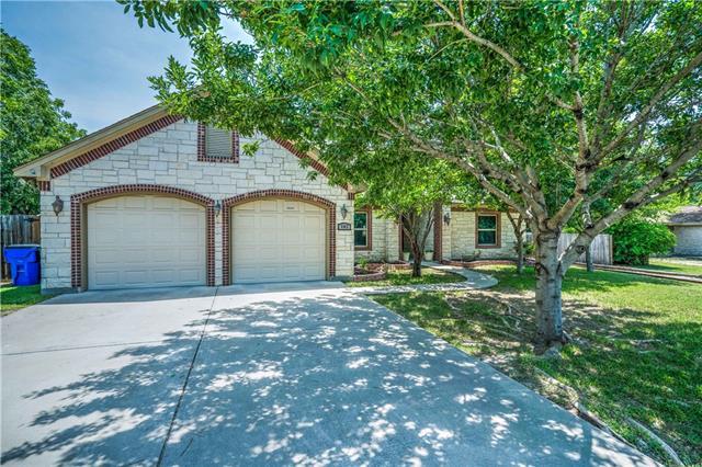 602 S Cougar Avenue, Cedar Park in Williamson County, TX 78613 Home for Sale