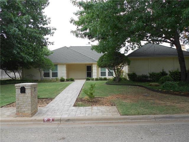 3 Cypress Point Street Abilene, TX 79606