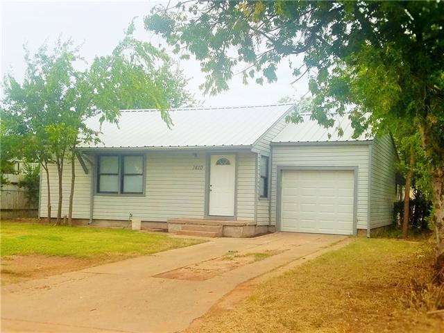 1410 Shelton Street Abilene, TX 79603