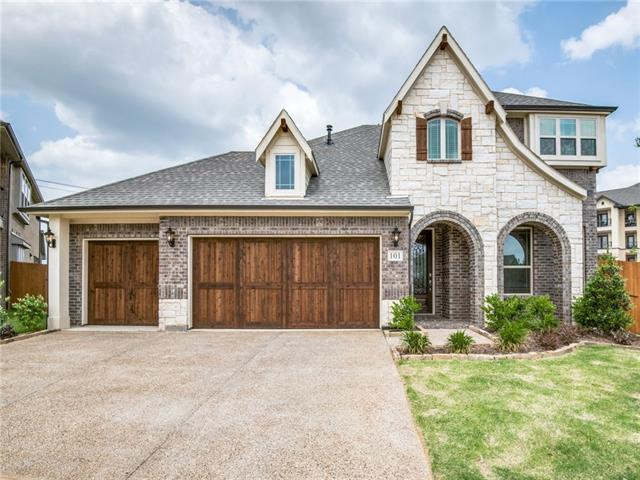 101 Millican Drive, one of homes for sale in Euless