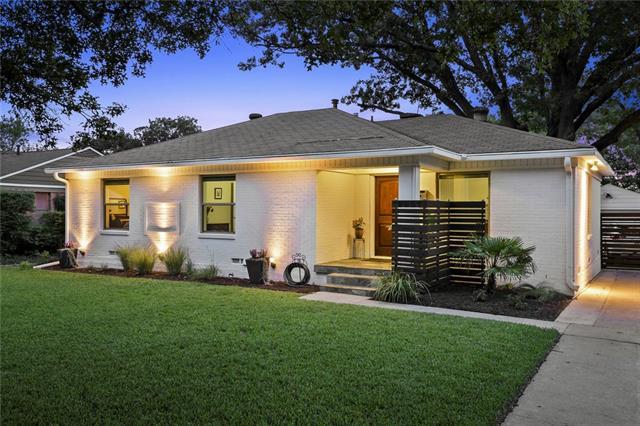 9851 Williamsburg Road, Preston Hollow in Dallas County, TX 75220 Home for Sale
