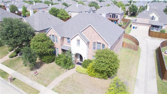 2120 Channel Islands Drive, Allen, Texas