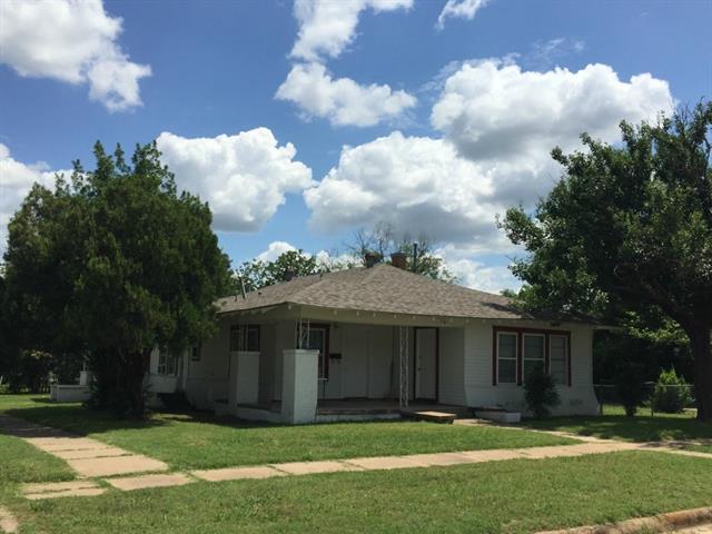 701 W 9th Street W Cisco, TX 76437