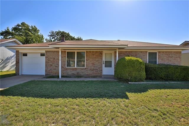 3717 Scranton Lane Abilene, TX 79602