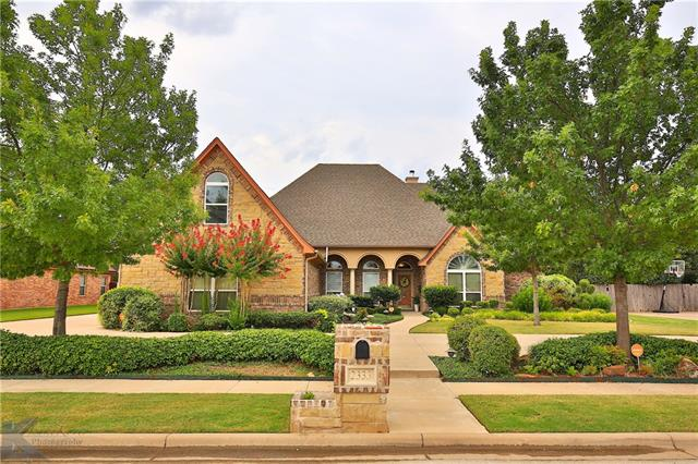 2333 Innisbrook Drive Abilene, TX 79606