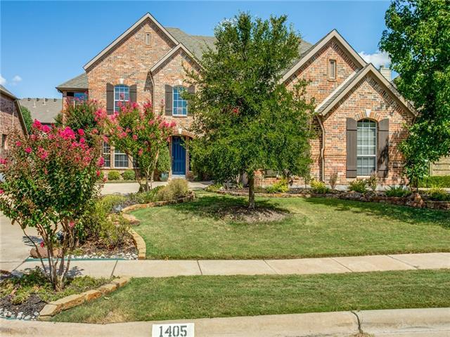 1405 Haddington Lane, Keller, Texas