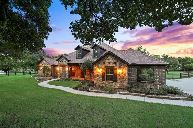 821 Caublestone Hill Drive Argyle, TX 76226
