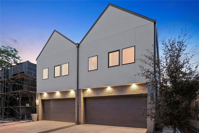 One of Dallas Uptown 2 Bedroom Homes for Sale at 4721 Belmont Avenue