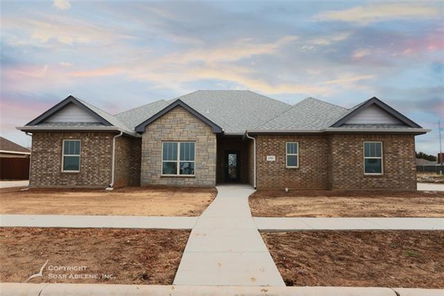 6701 Cedar Elm Drive Abilene, TX 79606