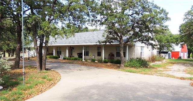 1382 Russell Bend Road, Weatherford in Parker County, TX 76088 Home for Sale