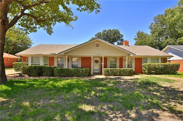 1602 Meadowbrook Drive Abilene, TX 79603