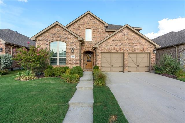 208 Sunrise Drive, Argyle in Denton County, TX 76226 Home for Sale