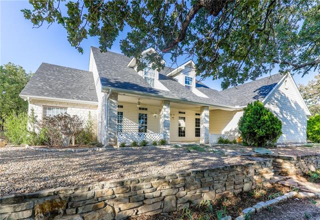 1260 Jones Road, Weatherford in Parker County, TX 76088 Home for Sale