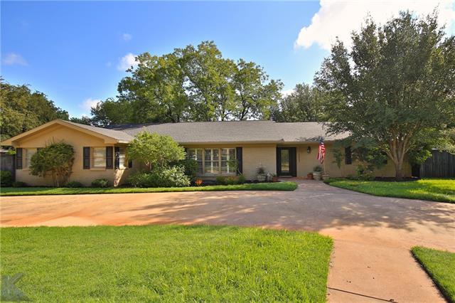 1517 Woodridge Drive Abilene, TX 79605