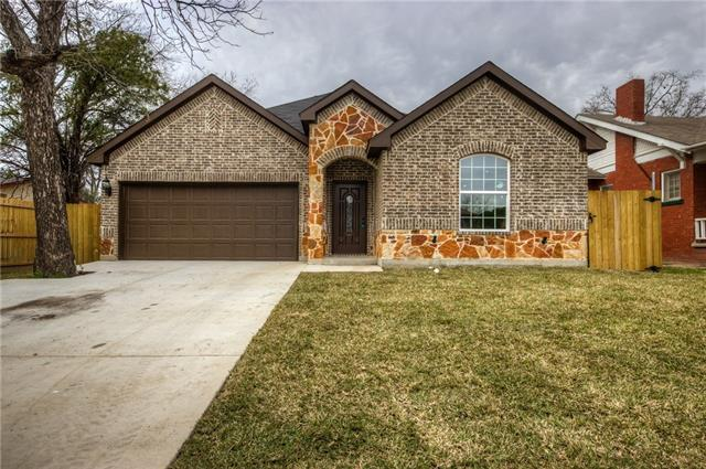 1006 15th Street, Fort Worth Central West, Texas