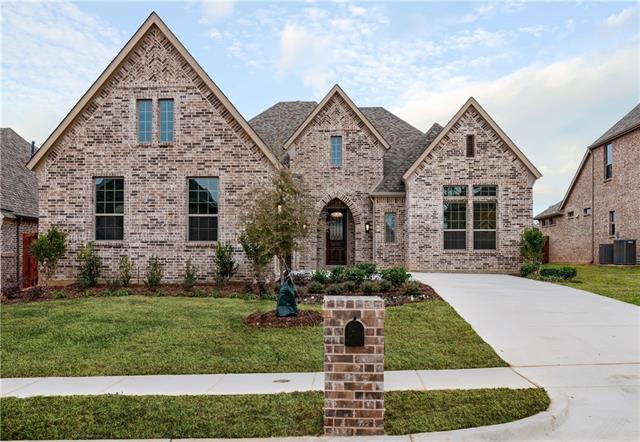 528 Stratton Drive, Keller, Texas