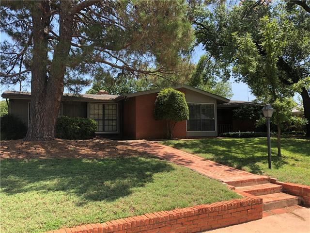 933 Westwood Drive Abilene, TX 79603