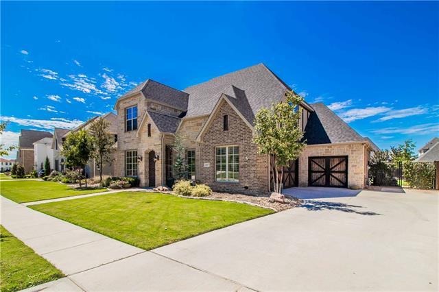 107 Grey Stone Street Aledo, TX 76008