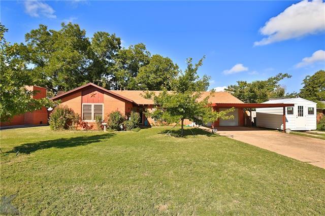 1810 Ivanhoe Lane Abilene, TX 79605