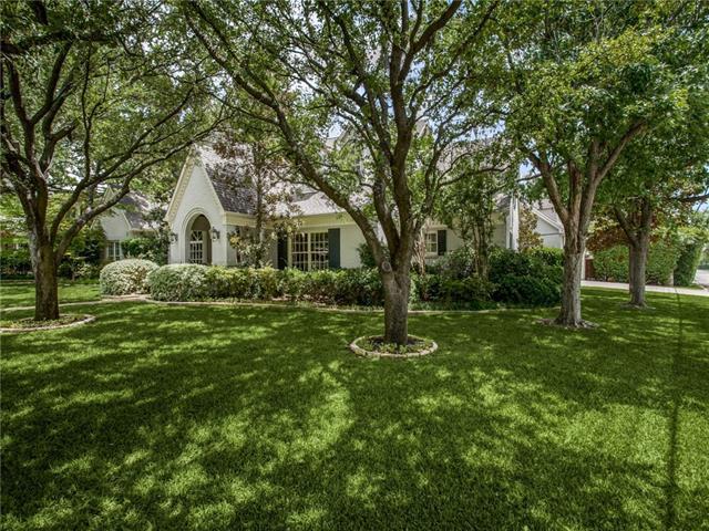6706 Stefani Drive, Preston Hollow, Texas