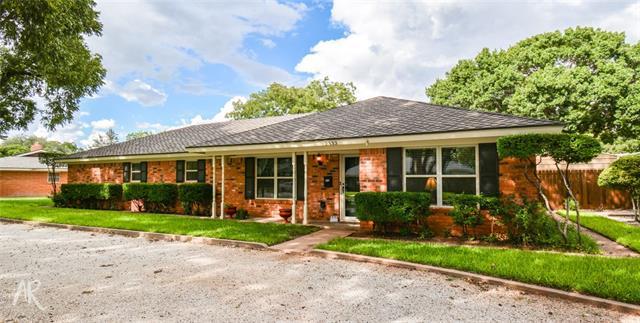 2333 Old Orchard Road Abilene, TX 79605