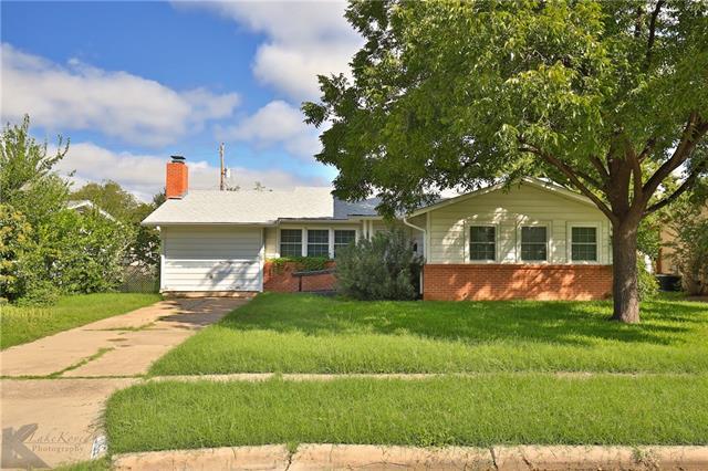 3166 S 21st Street Abilene, TX 79605