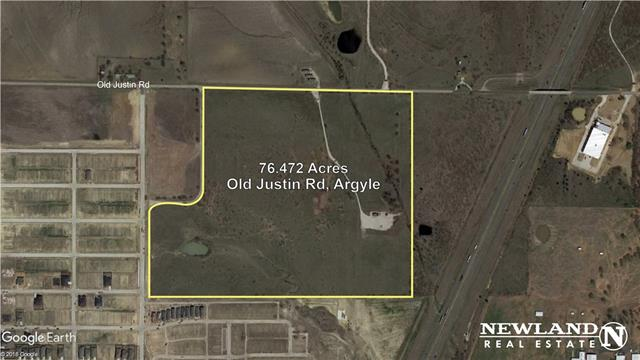 Tbd Old Justin Road Argyle, TX 76226