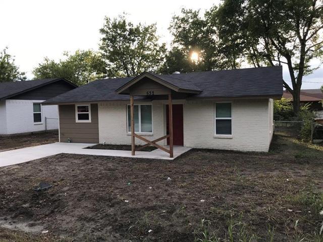532 S Greenville Street Wolfe City, TX 75496