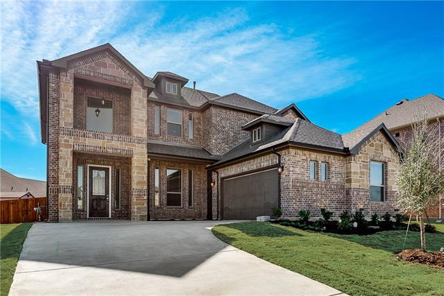 532 Big Bend Drive, Keller, Texas