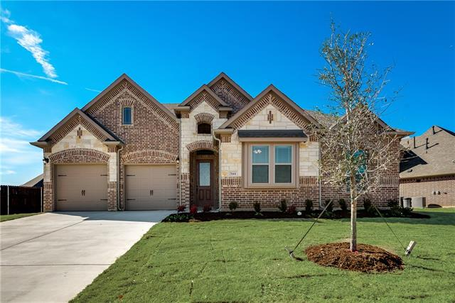 544 Big Bend Drive, Keller, Texas