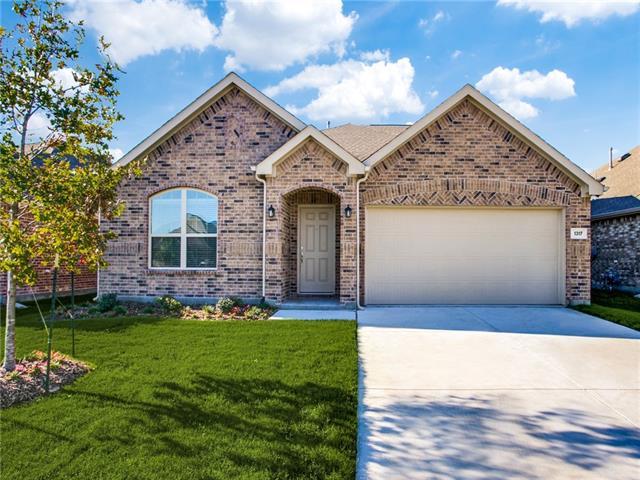 1317 Deerfield Drive Anna, TX 75409