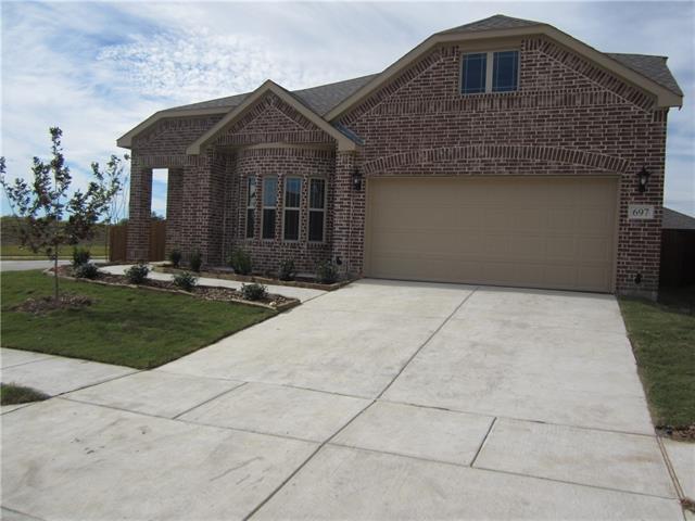 697 Langdon Street Lavon, TX 75166