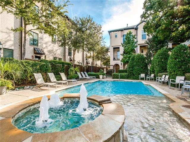 One of Dallas Uptown 2 Bedroom Homes for Sale at 3823 Cole Avenue