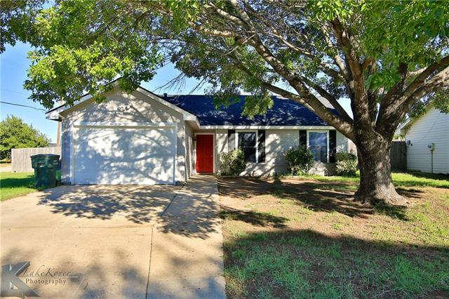 3801 Radcliff Road Abilene, TX 79602