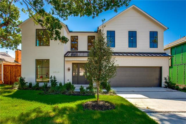 4064 Beechwood Lane, Preston Hollow in Dallas County, TX 75220 Home for Sale