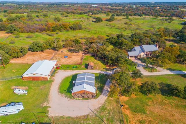 8465 Granbury Highway, Weatherford in Parker County, TX 76087 Home for Sale