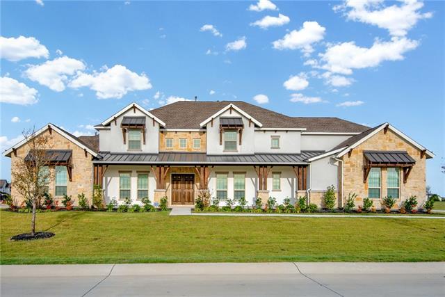 321 Bonham Boulevard, Fairview, Texas