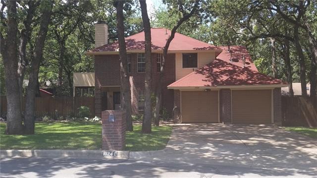 1024 Conchos Circle E, Keller, Texas