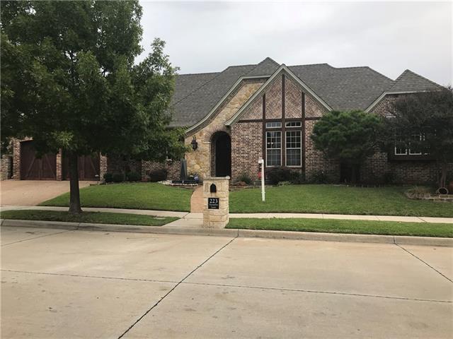 223 Versailles Lane, Keller, Texas