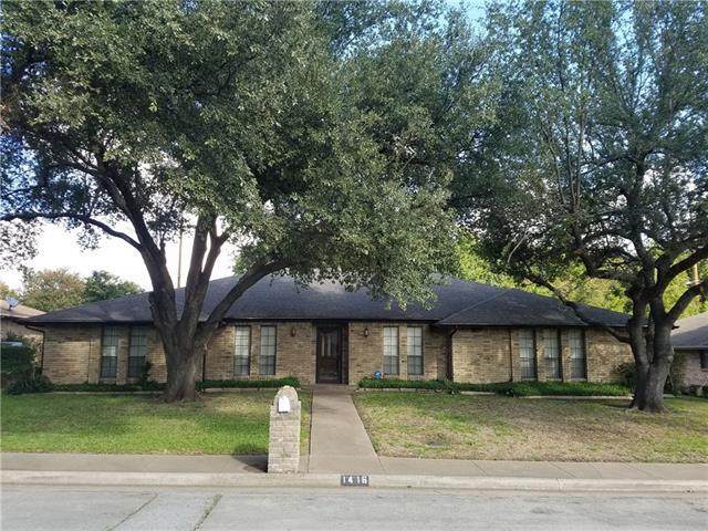 1416 Shadybrook Drive, De Soto, Texas