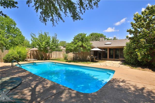 1317 Canterbury Drive Abilene, TX 79602