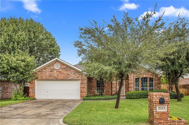2313 Scotts Meadow Court, Weatherford in Parker County, TX 76087 Home for Sale