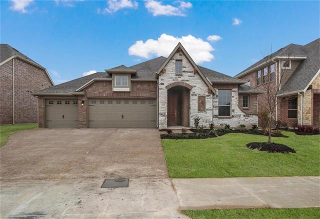 3105 Winchester Avenue 75454 - One of Melissa Homes for Sale
